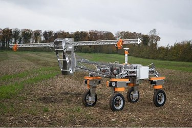 Small Robot Company announces first commercial robot