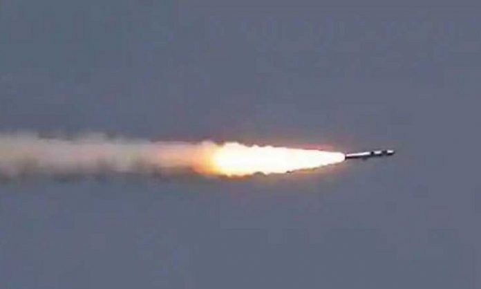 BrahMos Missile Fails During Test Firing, Falls Shortly After Takeoff