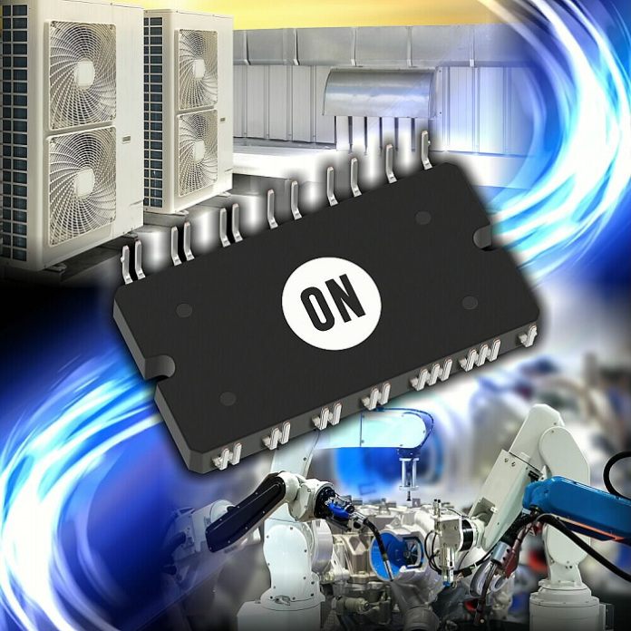 Power integrated modules handle rugged industrial applications