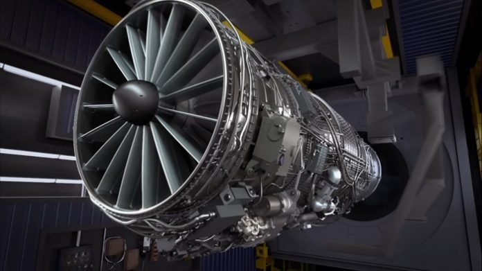 US Air Force's Sixth Generation Fighter Engine Completes Testing