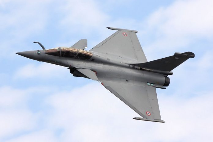 IAF's Second Rafale Squadron for China Front Starts Taking Shape