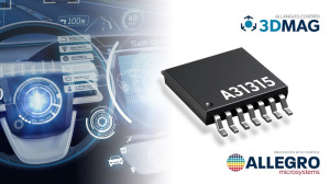Magnetic position sensor delivers high accuracy for ADAS applications