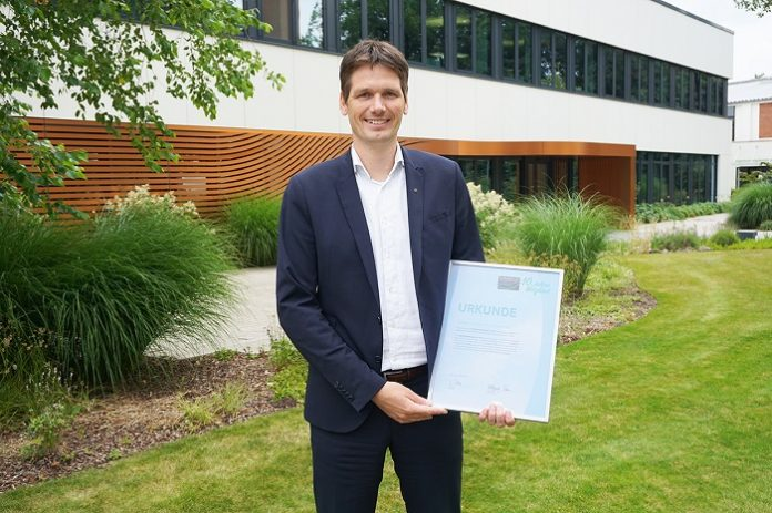 HARTING Ranking as Climate Protection Pioneer for Ten Years Now